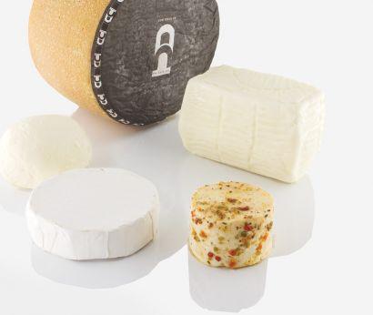 Käsespezialitäten aus Tschlin