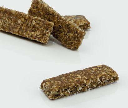 Barres de dattes et noix
