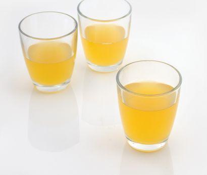 Apfelsaft mit Quitten