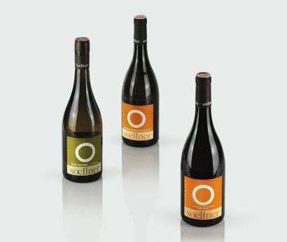 Sélection de vins du domaine viticole Söllner