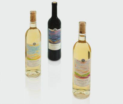 Sélection de vins du domaine viticole Stoll
