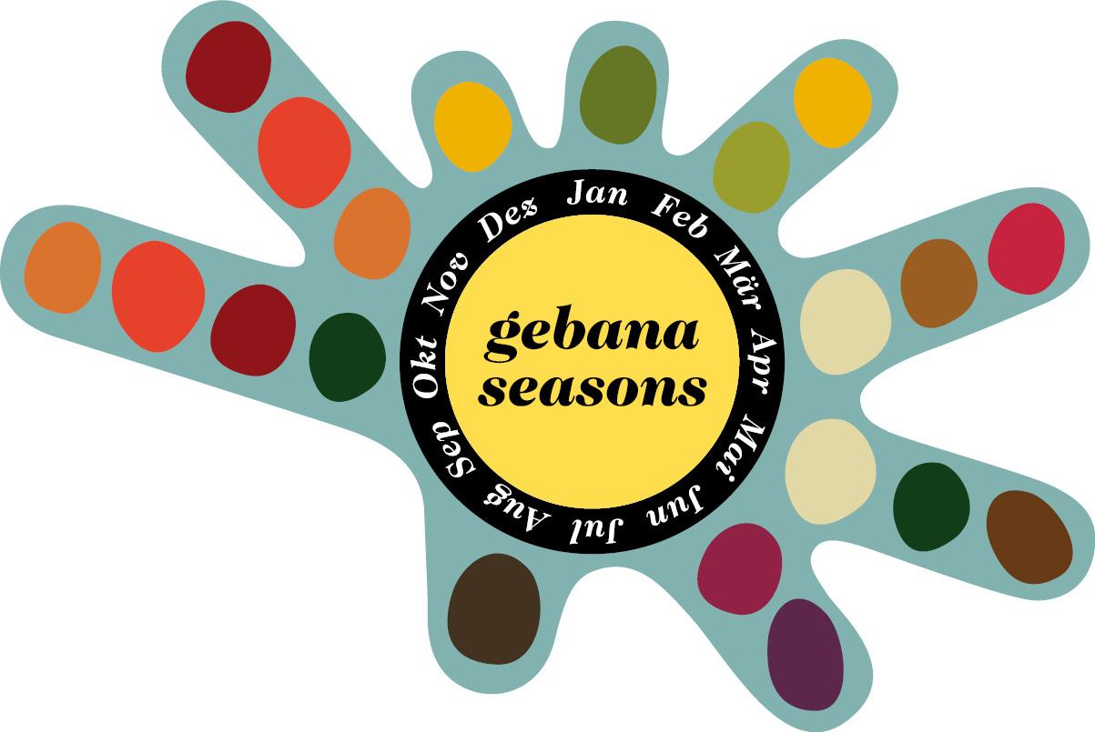 gebana season calendar